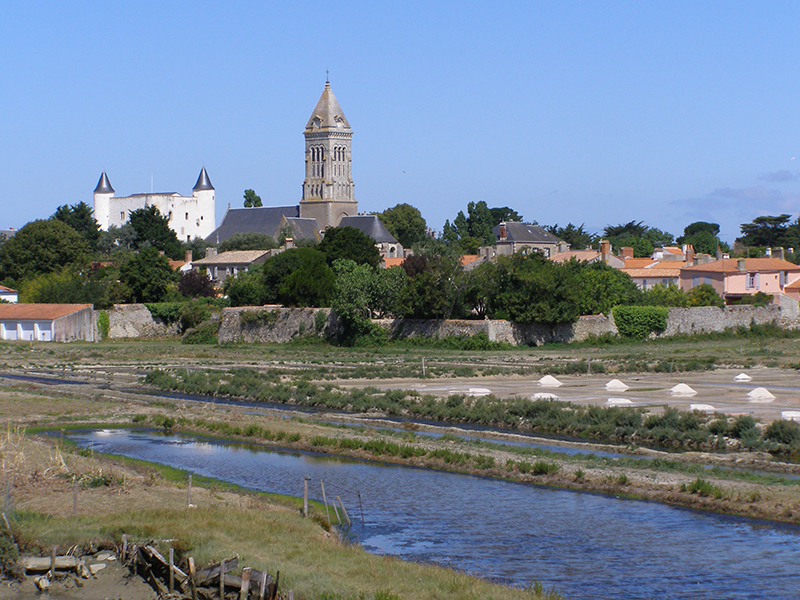 Noirmoutier in De Vendee